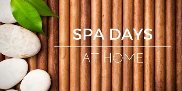 Spa Days at Home