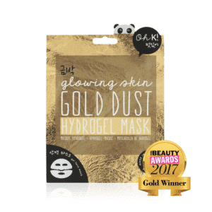 Oh K! Gold Dust Hydrogel Mask