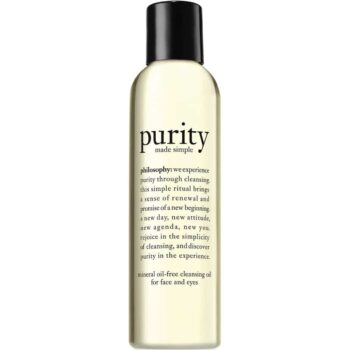 Philosophy Purity Mineral Oil-Free Facial Cleansing Oil 174ml