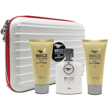 Ford Mustang 50 Years for Her Gift Set